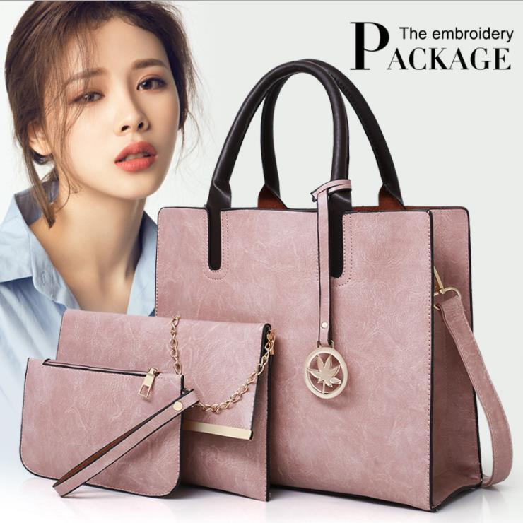 Women's Handbag Set (3 pieces)