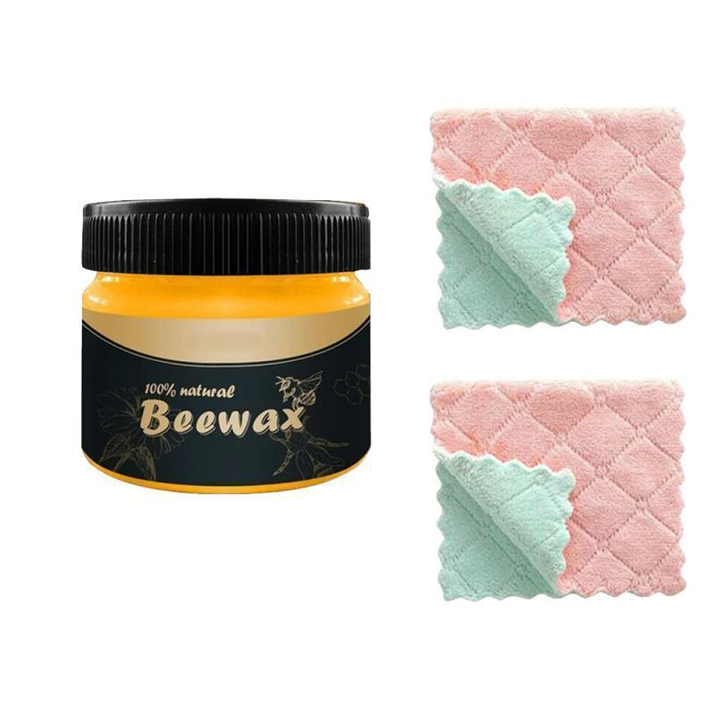 Today Only 9 49 Pack🔥natural Beeswax Furniture Care