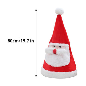 (Christmas Pre-Sale-50% Off )Electric christmas hat