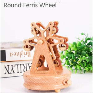 Wooden Music Box (🚂Buy 2 Free Shipping✨)