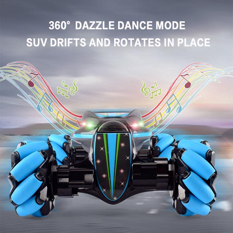 Upgraded Version 50% Off Double-Sided Stunt Car
