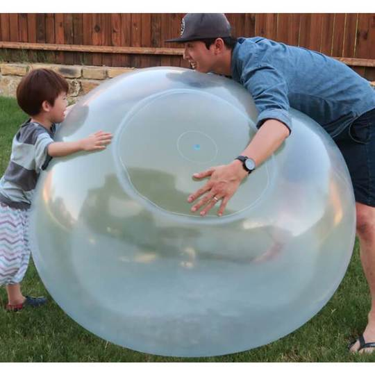 Amazing Bubble Ball (Free air pump)