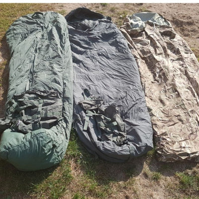 Choosing the right kind of sleeping bag