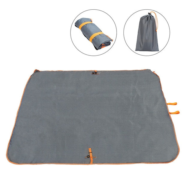 2-IN-1 Foldable Sleeping Mattress