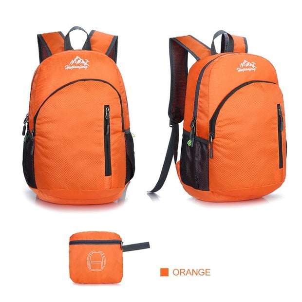 15L Foldable Backpack