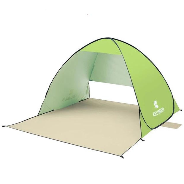 Pop Up Open Tent