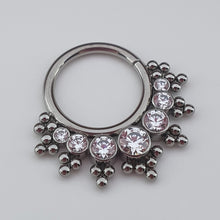Load image into Gallery viewer, Haute Couture Bijoux Seam Ring E