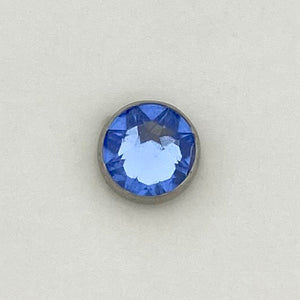 Flat Gem Threaded End