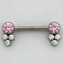 Load image into Gallery viewer, Bijoux NB77T Nipple Barbell