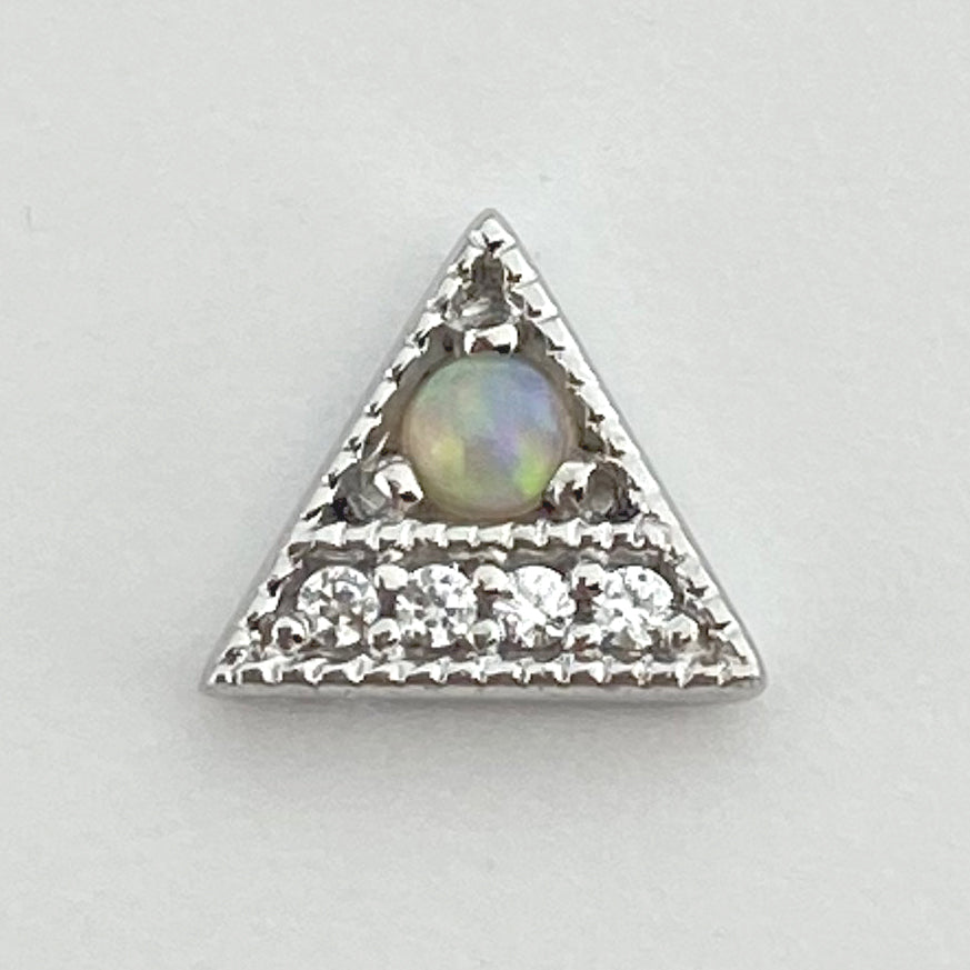 BVLA Endymion Triangle Threaded End