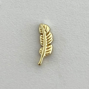 BVLA Feather Small Threaldess End