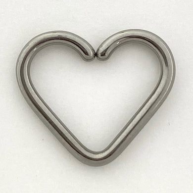 Heart Seam Ring