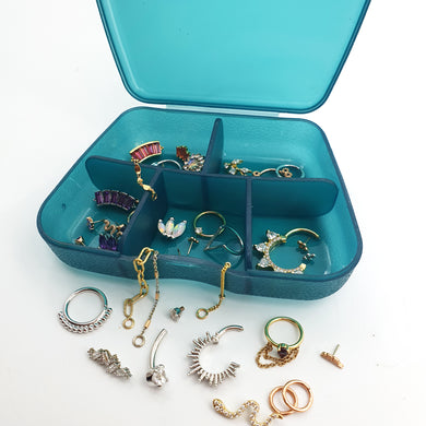 Travel Size Jewellery Organiser