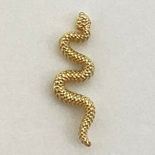 Load image into Gallery viewer, BVLA Tiny Delicate Snake Threadless End