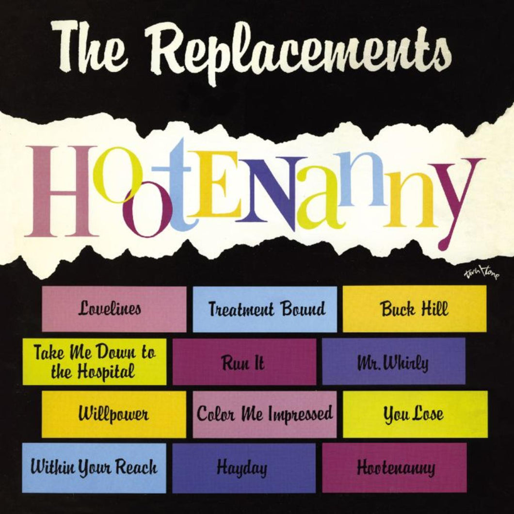 The Replacements | Hootenanny - Hex Record Shop