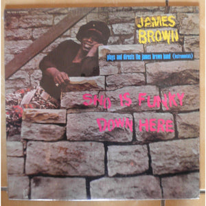 James Brown Plays And Directs The James Brown Band | Sho Is Funky Down Here