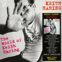Load image into Gallery viewer, Various Artists | The World of Keith Haring - Hex Record Shop