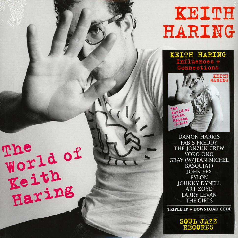 Various Artists | The World of Keith Haring - Hex Record Shop