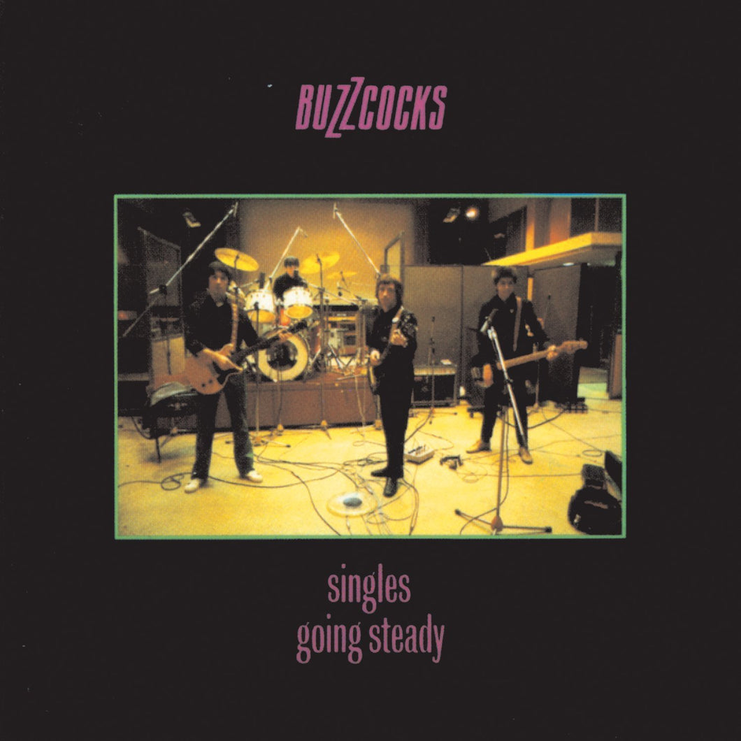 Buzzcocks | Singles Going Steady