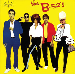 The B-52's ‎| The B-52's