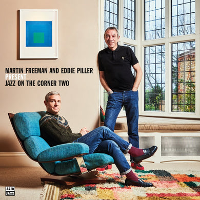 Various | Martin Freeman And Eddie Piller ‎Present Jazz On The Corner Two - Hex Record Shop