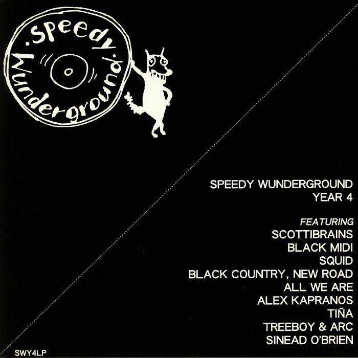 Various | Speedy Wunderground: Year 4 - Hex Record Shop