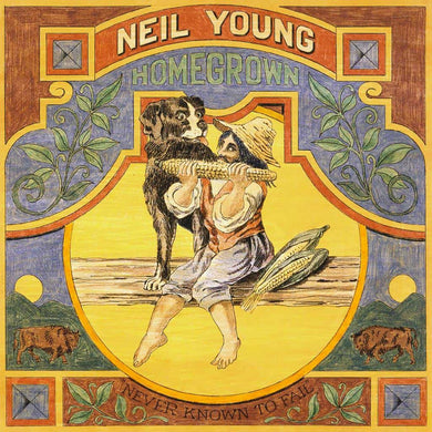 Neil Young | Homegrown - Hex Record Shop