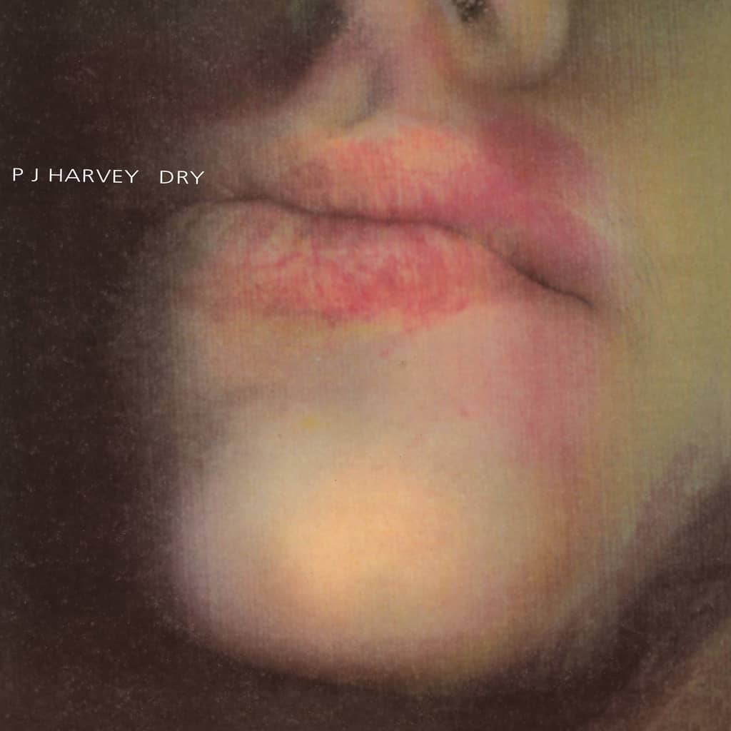 PJ Harvey | Dry - Hex Record Shop