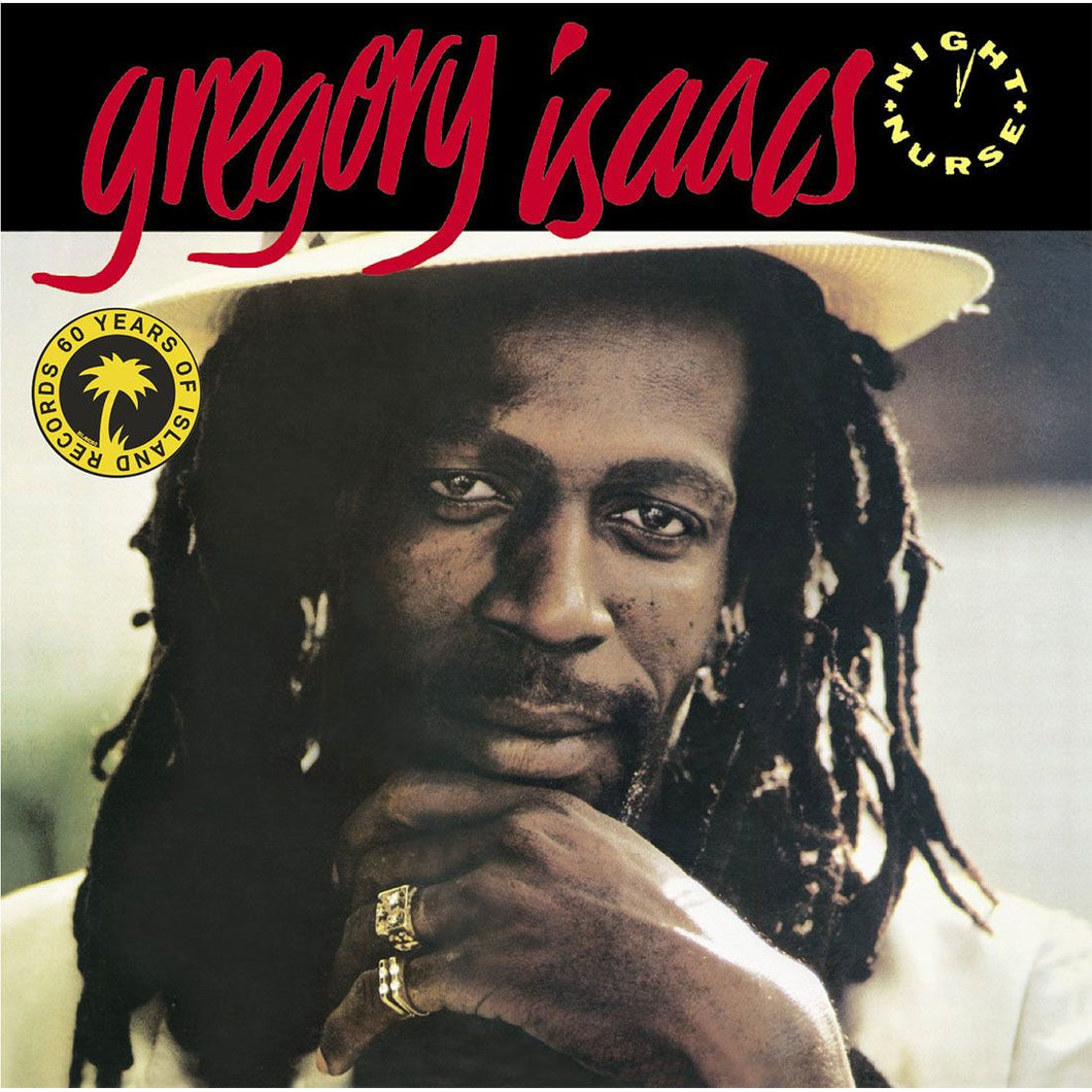 Gregory Isaacs | Night Nurse - Hex Record Shop