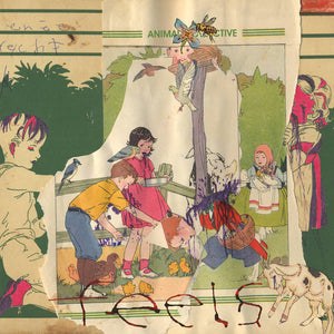 Animal Collective | Feels (2021 reissue)