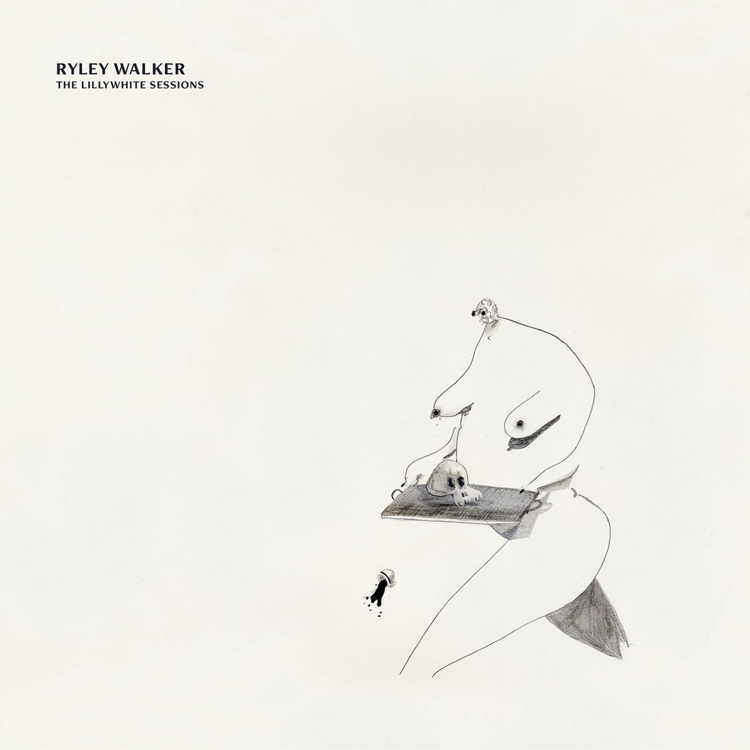 Ryley Walker | The Lilywhite Sessions [LRS2020] - Hex Record Shop