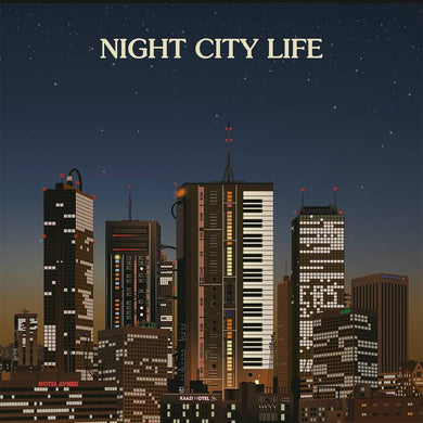 Various Artists | Night City Life - Hex Record Shop