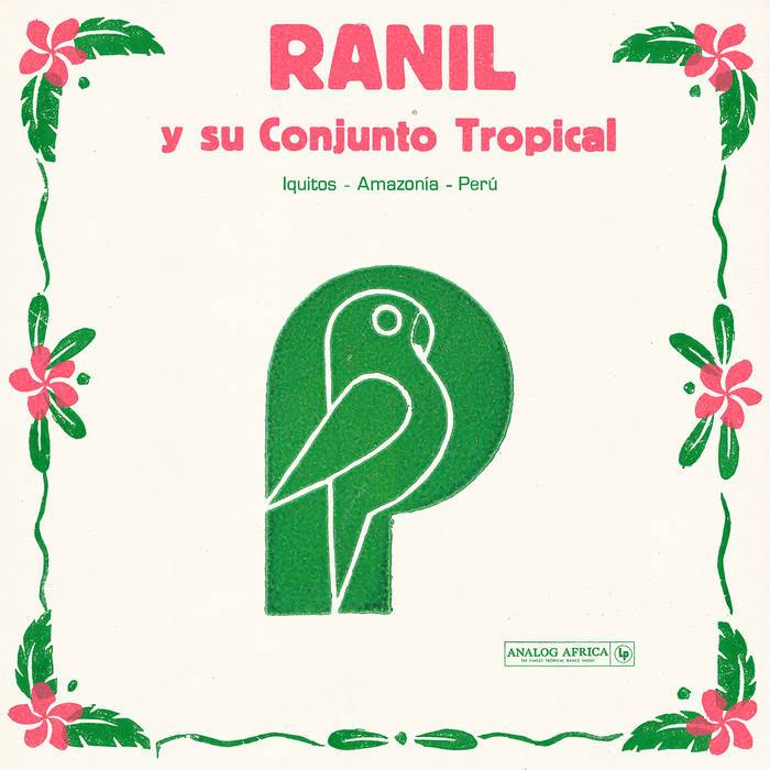 Ranil | Ranil y su Conjunto Tropical (Limited Dance Edition) - Hex Record Shop