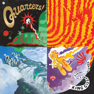 King Gizzard & The Lizard Wizard | Quarters [LRS2020] - Hex Record Shop
