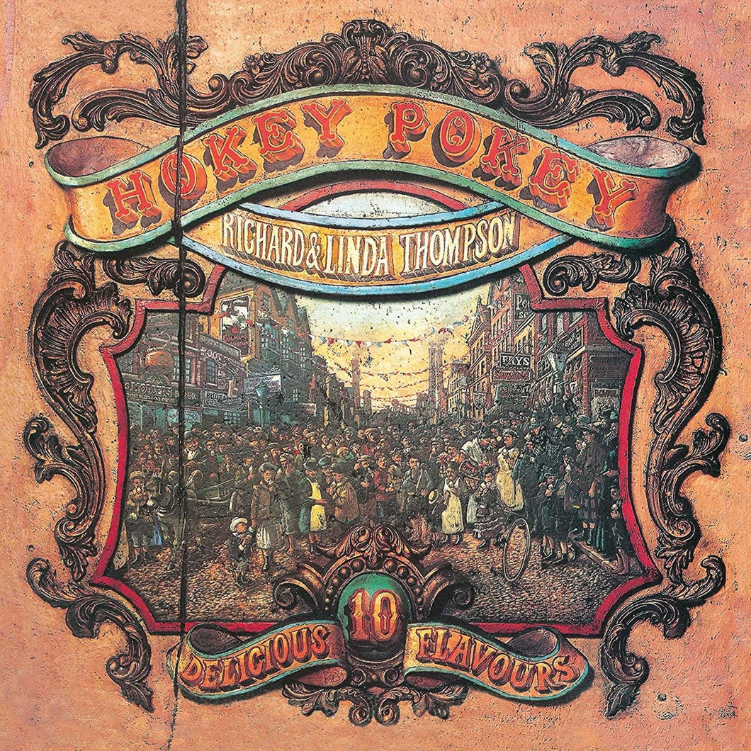 Richard & Linda Thompson | Hokey Pokey