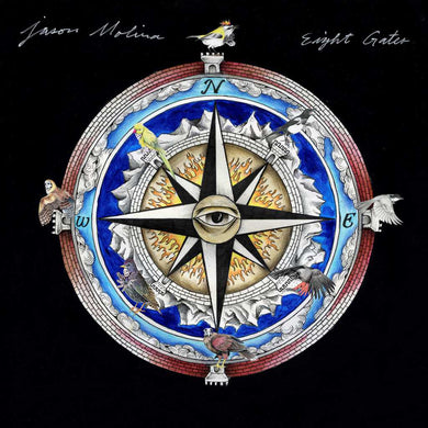 Jason Molina | Eight Gates - Hex Record Shop