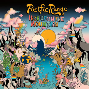 Pacific Range | High Upon the Mountain
