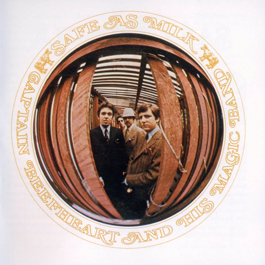 Captain Beefheart And His Magic Band ‎| Safe As Milk