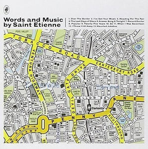 Saint Etienne | Words & Music [LRS2020] - Hex Record Shop