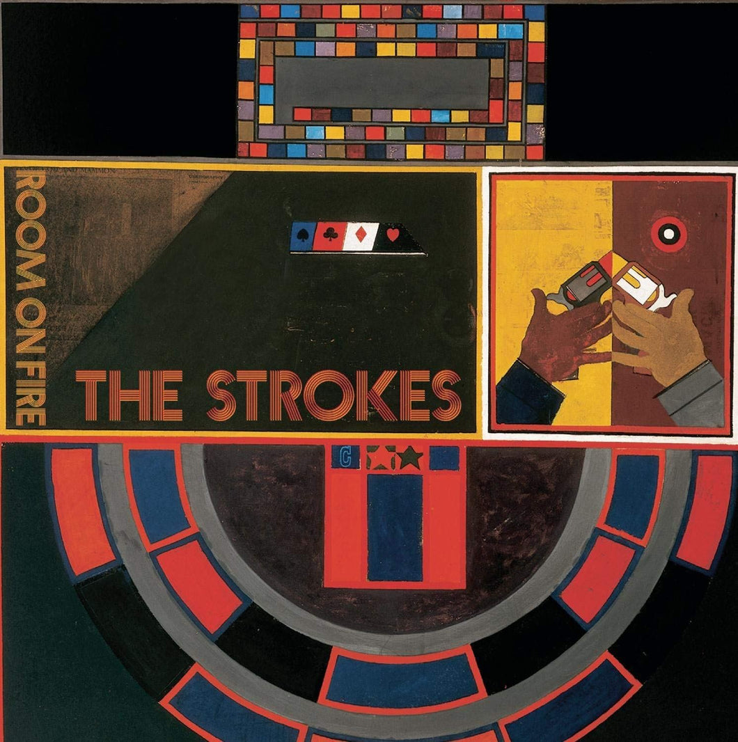 The Strokes ‎| Room On Fire