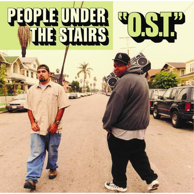 People Under the Stairs | OST