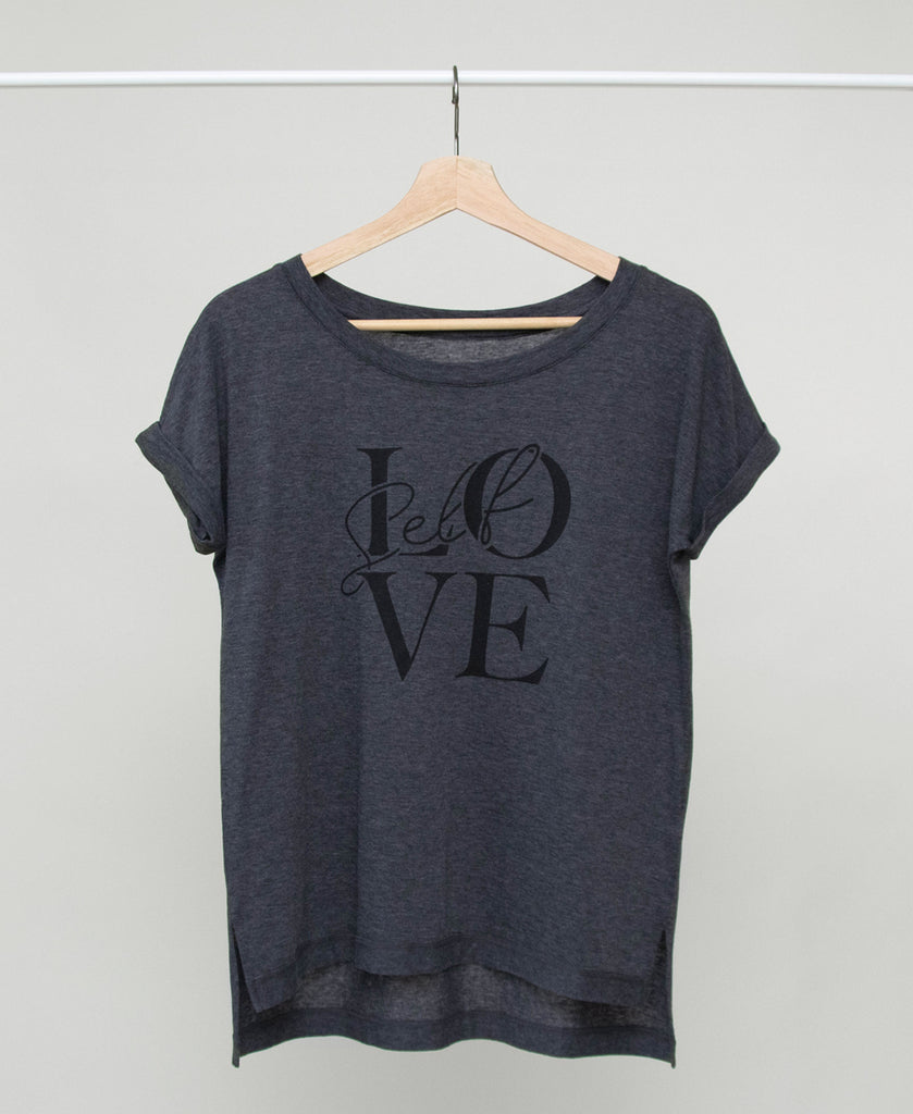Self love - Feminist Gray T-Shirt