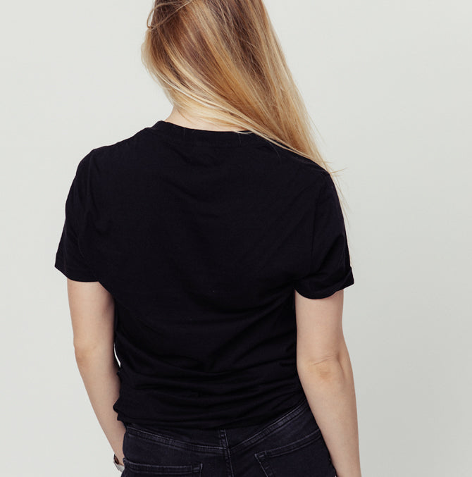 SELF-LOVE BLACK TEE