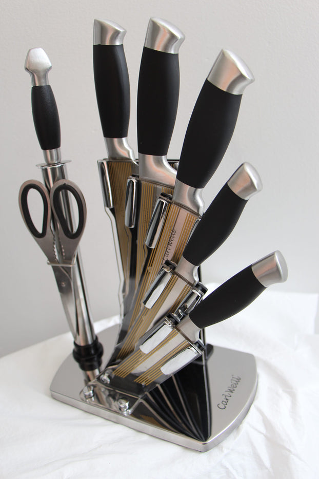 Carl Weill 8 Piece Knife Set