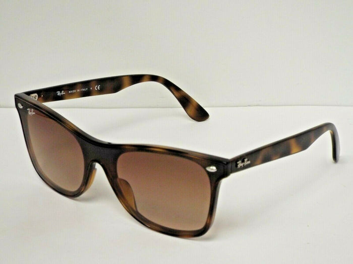 Ray-Ban RB4440NF 710/13 Blaze Wayfarer Tortoise Brown Gradient Sunglasses