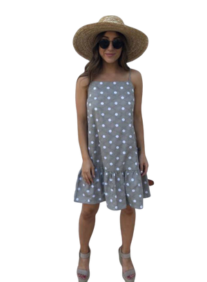 Mimi Polka Dot Dress