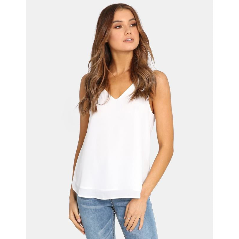 Madison Square Singlet Cami