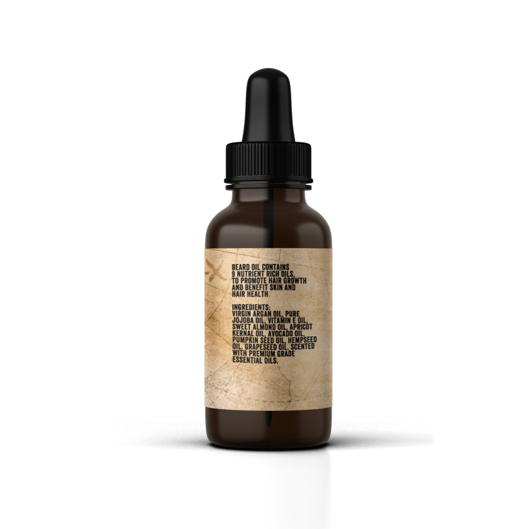 Premium Beard Oil 1oz - Rad Beard Club