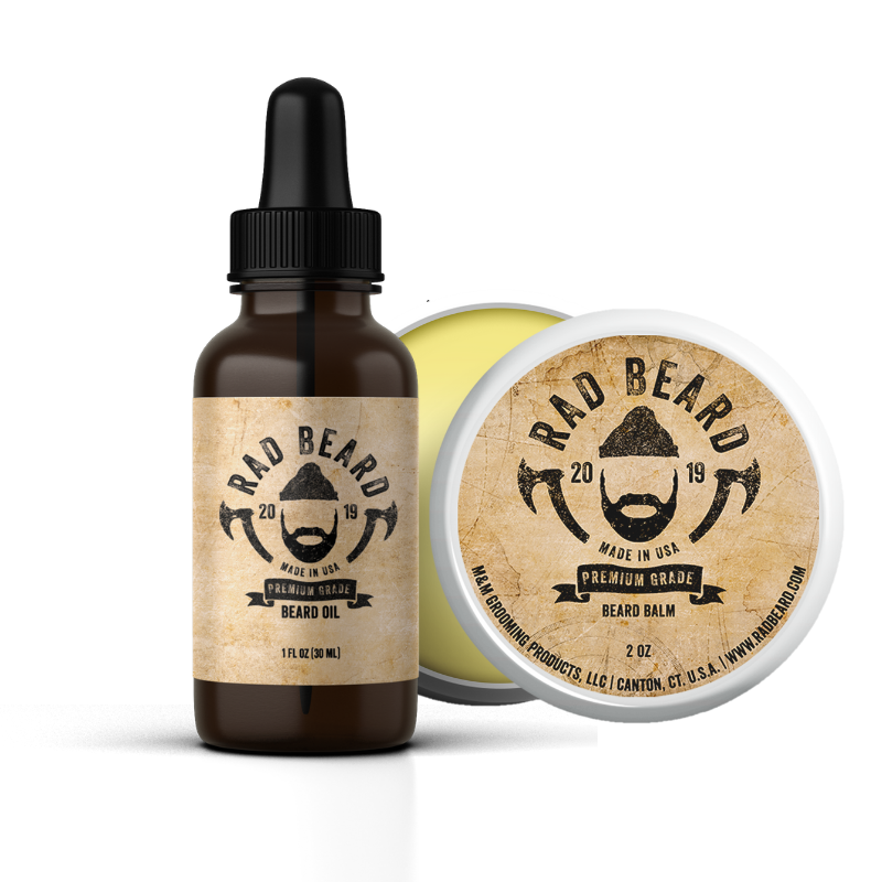 Essentials Rad Beard Combo - Rad Beard Club