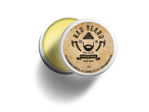 Premium Beard Balm 2oz - Rad Beard Club